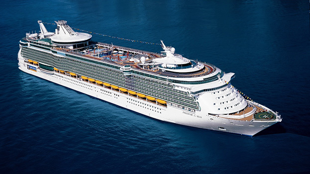 Freedom of the Seas title=