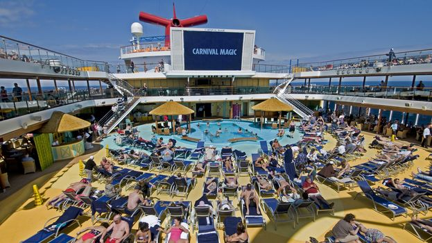 Before repositioning to port canaveral in april 2016, carnival will be upgrading the carnival magic with fun ship